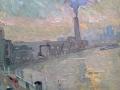 bankside-power-station-sunset