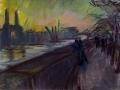 battersea-power-station-sunset